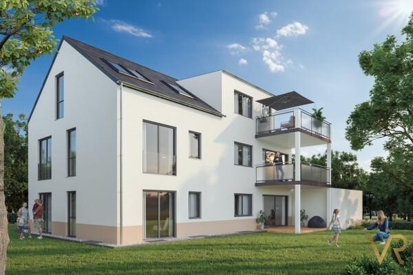 Modernes Haus in Allensbach