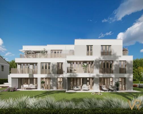 Neubau Mehrfamilienhaus, Obermenzing
